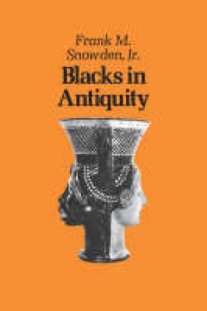 Blacks in antiquity; Ethiopians in the Greco-Roman experience