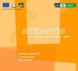 L'‰ambiente e i cittadini del Veneto 2003  comportamenti, conoscenze, percezioni