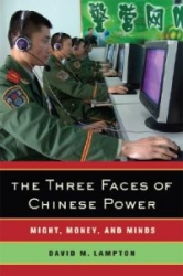 The three faces of Chinese power: might, money and minds