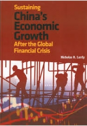 Sustaining China's economic growth after the global financial crisis