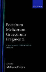 Poetarum melicorum Graecorum fragmenta