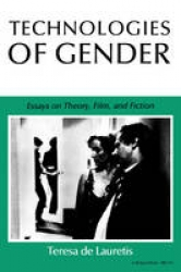 Technologies of gender