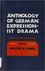 Anthology of German expressionist drama