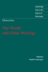The world and other writings