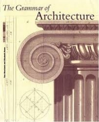 The grammar of architecture