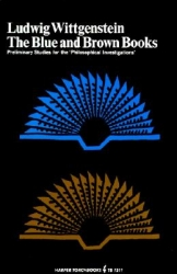"Preliminary studies for the ""Philosophical investigations"" generally known as the Blue and brown books."