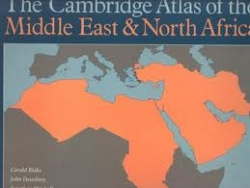 The Cambridge atlas of the Middle East and North Africa