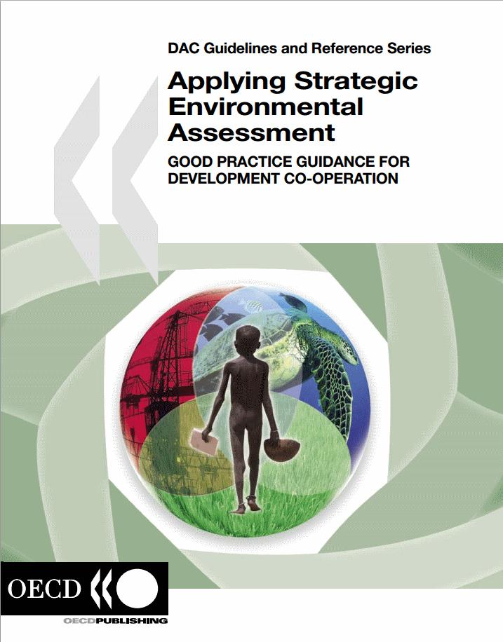 Applying strategic environmental assessment good practice guidance for development co-operation