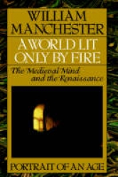 A world lit only by fire