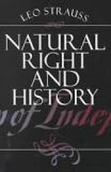 Natural right and history.