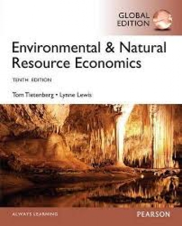 Environmental & natural resource economics