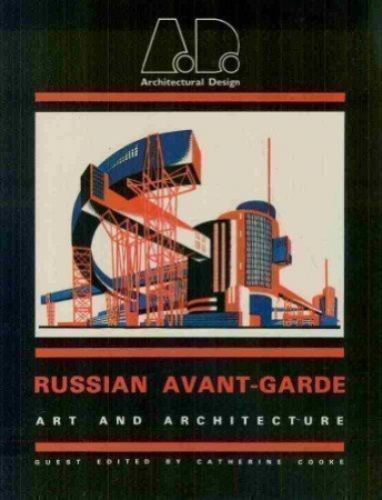 Russian avant-garde art and architecture