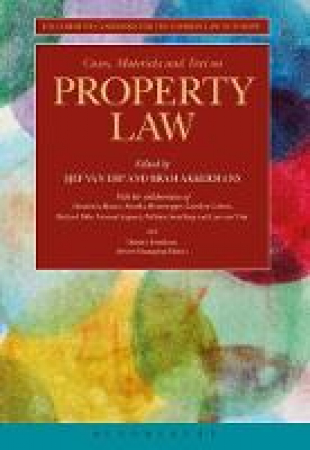 Cases, materials and text on national, supranational and international property law