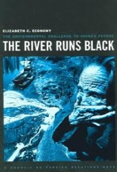 The river runs black
